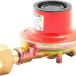 Butane Gas Regulator - Low Pressure