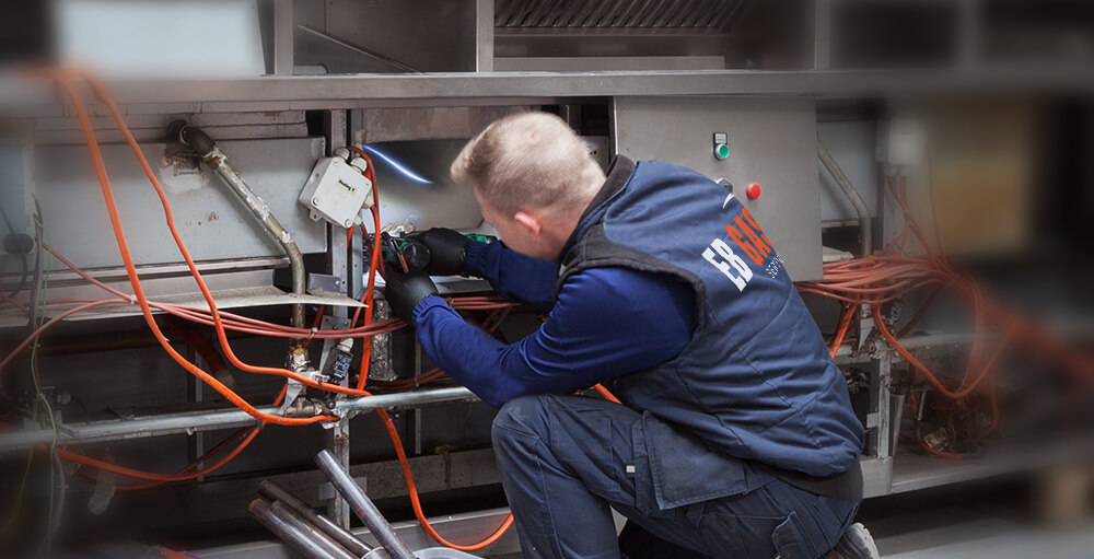 EB - Gas Boiler Service